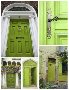 How do Green Doors Impact Your Home